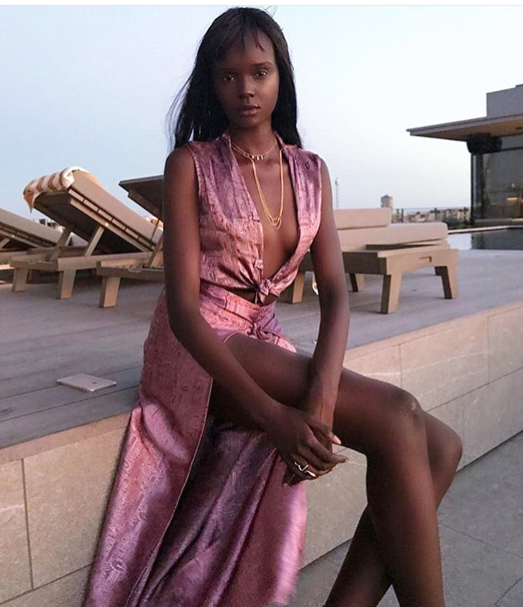 duckie thot choker, duckie thot necklace, duckie thot jewelry, duckie thot jewellery, gigi and joux, gigi & joux, duckie thot fashion, duckie thot style